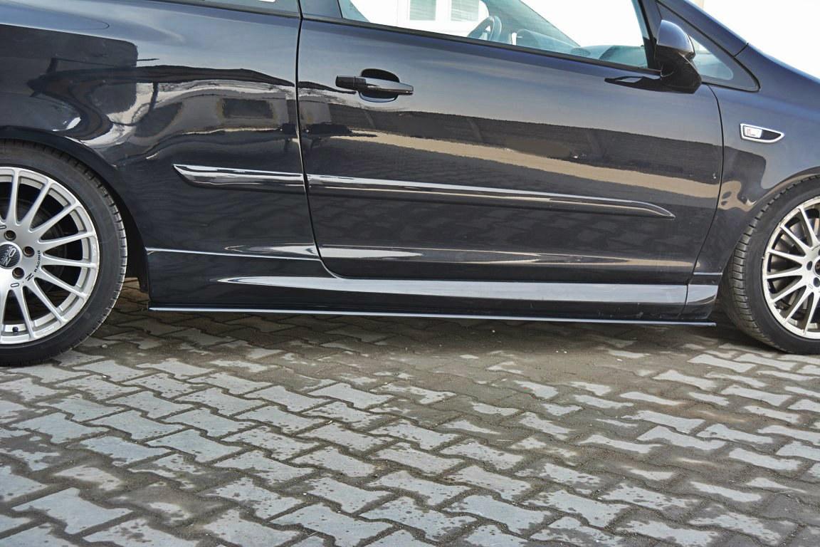 Dokładki Progów Opel Corsa D OPC / VXR - GRUBYGARAGE - Sklep Tuningowy